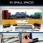 Planning, Designing and Making Railway Layouts in Small Spaces -  Richard Bardsley