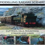 Modelling Railway Scenery: Volume 1: Cuttings, Hills, Mountains, Streams and Lakes - Anthony Reeves